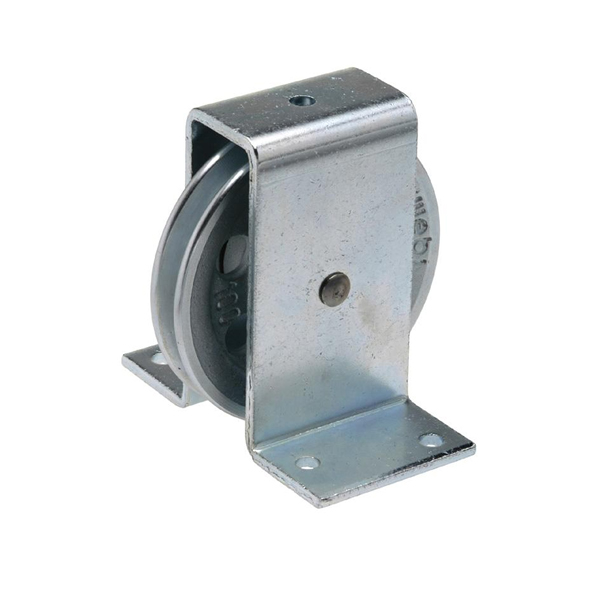 Wire Rope Pulley Complete with Bracket - Type ETT160